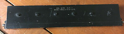 K&L RX band notch filter 1805-1880MHz Out-of-Band Blocking 6N45-1842.5/X75-0/0