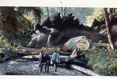 THE LOST WORLD JURASSIC PARK 2x2 tranparency original 1997 studio slide