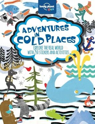 Adventures in Cold Places, Activities and Sticker Books (Lonely P...