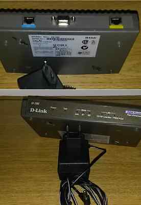 Routeur D-Link DI300 ISDN 10/100