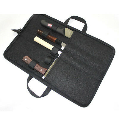 5 Pocket Chef Knife Case Knife Chef Bag Wallet Cutlery Knives Sashimi
