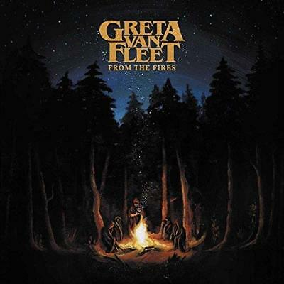 Greta Van Fleet - From The Fires (NEW CD)
