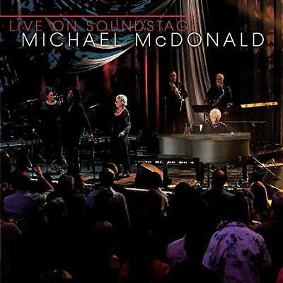 Michael Mcdonald - Live On Soundstage (NEW CD+DVD)