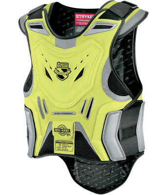 Icon Mens and Womens D30 Yellow Stryker Vest Military Spec PPE LG/XL 2701-0516