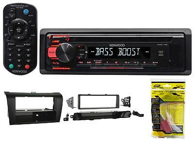Kenwood CD Player Receiver Aux/Mp3/3-Band Eq+Remote For 2004-2009 MAZDA 3
