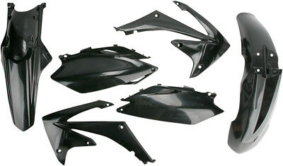 Acerbis Black Plastic Body Kit for Honda CRF 450 R CRF450R 09-12 2141860001