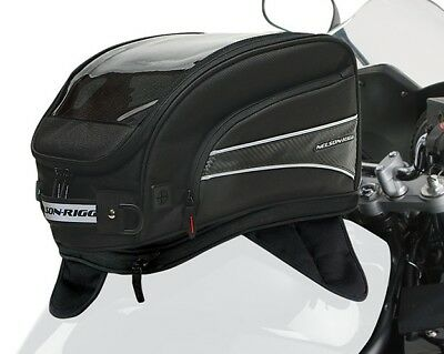 Nelson Rigg Motorcycle Journey XL Tank Bag Magnetic Style