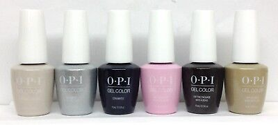 Gelcolor Soak-off Nail Polish XOXO LOVE Collection- Pick Any Color/Base/Top .5oz