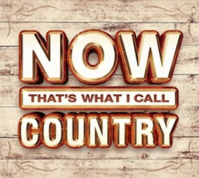 Various - Now That's What I Call Country NEW CD