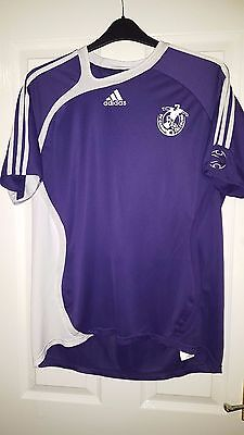 Mens Football Shirt - SC Casino Salzburg (Redbull) - Austria - Adidas - Purple