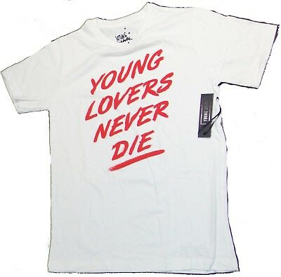 Young Lovers Black T-Shirt YOUNG /& RESTLESS Vintage Tee Shirt S M L XL XXL