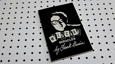 Wild Card Miracles by Frank Garcia - Book