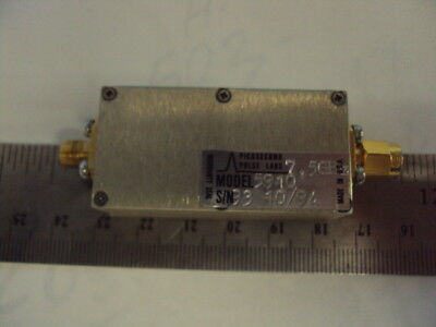 1P  Picosecond Pulse Labs 5910   7.5GHZ Low-Pass Risetime FIlter