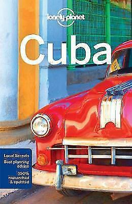 Lonely Planet Cuba by Lonely Planet (Paperback, 2017)
