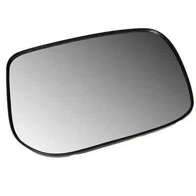 Wing Mirror Glass For Toyota VItz II XP90 2005-2010 Right Driver Side