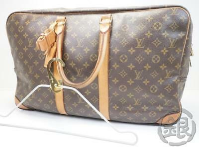e5a270b731 Auth Pre-Owned Louis Vuitton Monogram Sac 48 Heures Traveling Bag M41383  161688