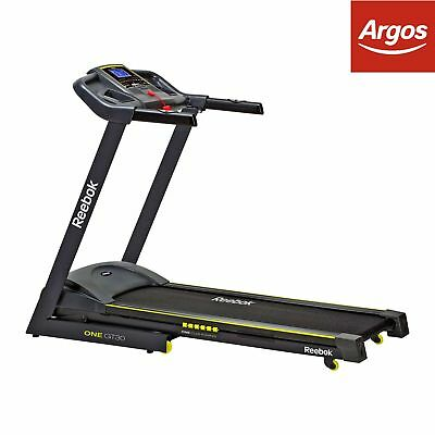 Reebok One Series GT30 Treadmill. From the Official Argos Shop on ebay