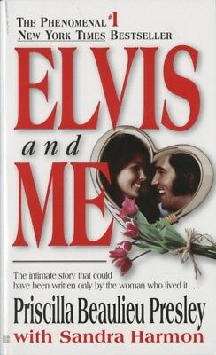 Elvis and Me (Mass Market Paperback), Presley, Priscilla Beaulieu, 9780425091036