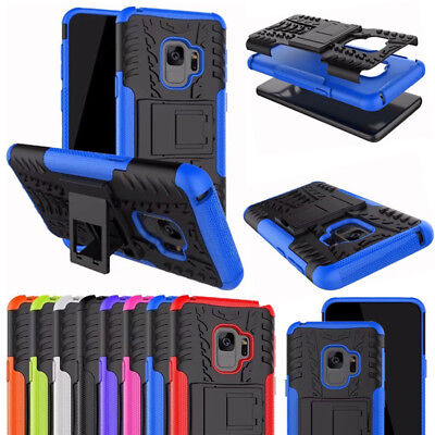 Heavy Duty Tough Strong Stand Case Cover For Samsung Galaxy J2 Pro 2018 /S9 Plus