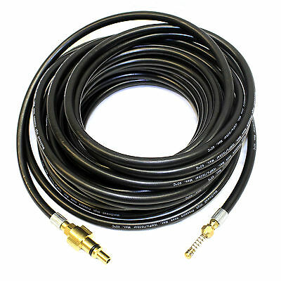 VAX 10m Drain Cleaning Hose - Wiggly Nozzle Jet for Pressure Washer