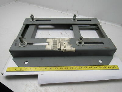 Heavy Duty NEMA 256T Frame Adjustable Motor Mount Slide Bracket