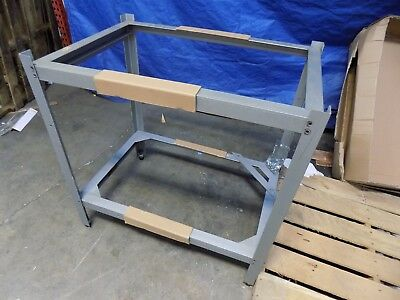 "Steel Stationary Inspection Surface 36"" Long x 24"" Wide x 36"" High 64S-1020"