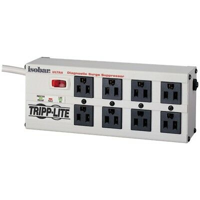 Tripp Lite  ISOBAR8 ULTRA ISOBAR  Premium Surge Protector (8-outlet, 12ft cord)