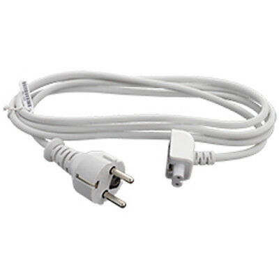 EU Charger Extension Lead power Cable for Apple Macbook Air Pro iBook Charger