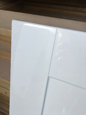 FP&P Gloss White Shaker Kitchen Cabinet Cupboard Doors fit Howdens kitchen unit