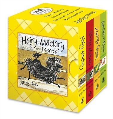 Hairy Maclary and Friends Little Library (Board book), Dodd, Lynl...