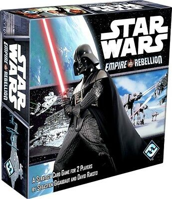 Star Wars: Empire VS Rebellion Card Game by Fantasy Flight Games  FFGSW01