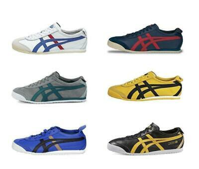 Onitsuka Tiger Mexico 66 Unisex Trainers - Adults and Junior sizes - 6 Colours