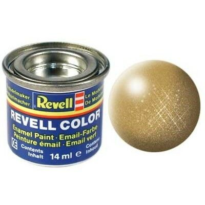 (14,14€/100ml) Revell Email Color 14ml gold, metallic  32194