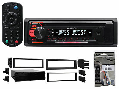 Kenwood CD Player Receiver Stereo MP3/Aux+Remote For 1995-2003 Subaru Legacy