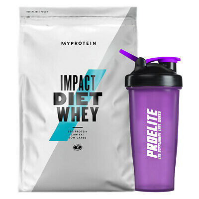 Myprotein Impact Diet Whey Protein Weight Management Meal Replacement+FREE SHAKE
