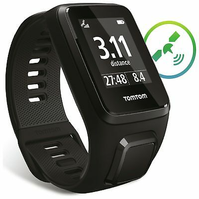 TomTom Spark 3 Large Watch - Black. From Argos on ebay (B-Grade)