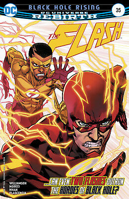 FLASH #35, New, First Print, DC REBIRTH (2017)