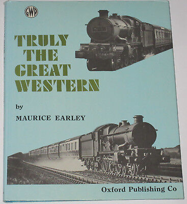 GREAT WESTERN RAILWAY Steam Rail History Locomotives Photographs 'Truly the GWR'
