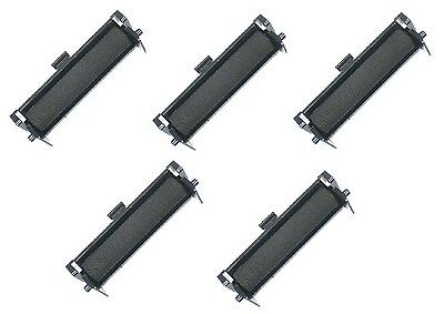 5 PCS Ink Roller Size 728 Citizen MP-200 MP201 MP212 C Sharp el-1607s Ink Roller