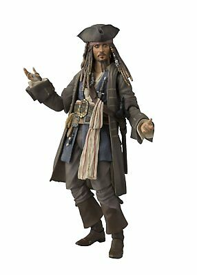 Dead Men Tell No Tales Jack Sparrow S.H Figuarts BANN14775