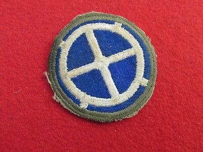 WW 2 US Army  35th Infantry division Patch shoulder insignia