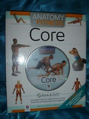 Anatomy of Fitness - Core - Book & DVD - Complete step-by-step Exercise Routine