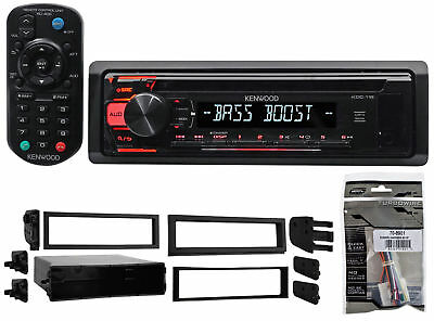 Kenwood CD Player Receiver Stereo MP3/Aux+Remote For 1993-2007 Subaru Impreza