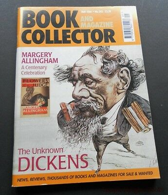 Book and Magazine Collector-May 2004-No.242-Allingham-Dickens-Sep E. Scott