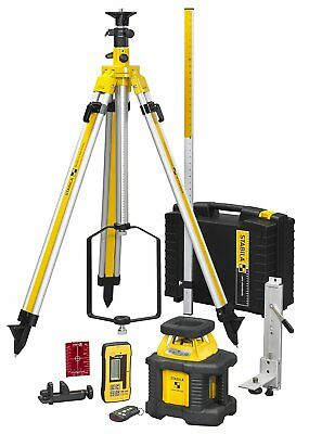Stabila 05600TR Fully Automatic Interior/Exterior Layout Laser System