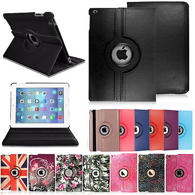 "iPad Case for New iPad 6th Generation 2018 9.7"" Smart Auto Sleep Magnetic Cover"