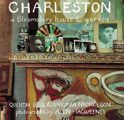 Charleston: A Bloomsbury House and Gardens (Paperback), Bell, Que...