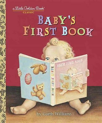 LGB Baby's First Book by Garth Williams - Hardback - NEW - Book
