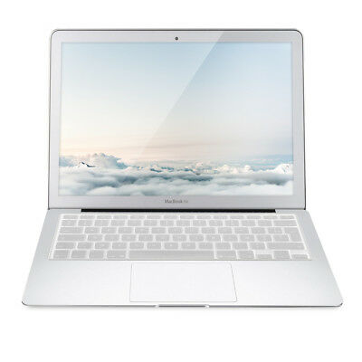 kwmobile PROTEZIONE PER TASTIERA AZERTY FRANCIA BELGIO PER APPLE MACBOOK AIR