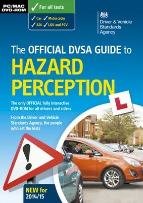 The Official DVSA Guide to Hazard Perception DVD, Driver and Vehi. 9780115532665